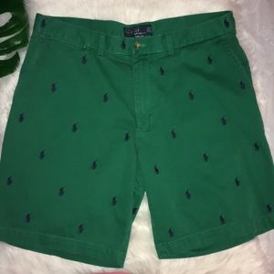 Polo by Ralph Lauren men's logo shorts